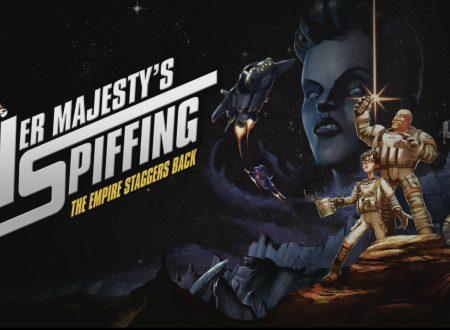 Her Majesty's SPIFFING: il titolo in arrivo il 1 febbraio sui Nintendo Switch europei