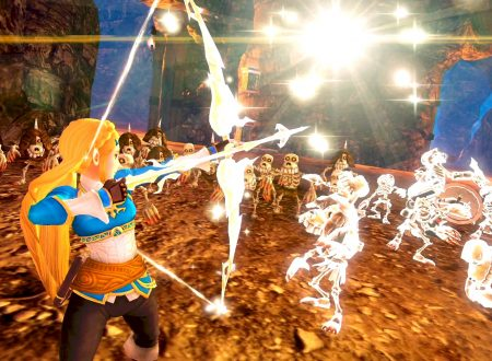 Hyrule Warriors: Definitive Edition, il titolo è in arrivo in primavera su Nintendo Switch