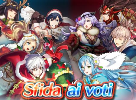 Fire Emblem Heroes: la Sfida ai voti: festa d'inverno contro Capodanno, è ora accessibile nel titolo