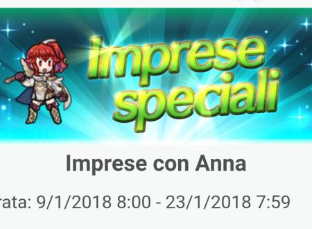 Fire Emblem Heroes: le imprese con Anna, sono ora disponibili nel titolo mobile