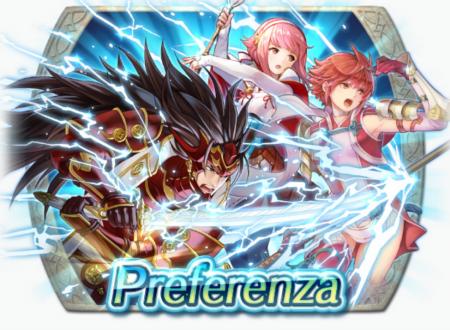 Fire Emblem Heroes: nuova preferenza evocazione Prove Tempesta in versione mini, ora disponibile
