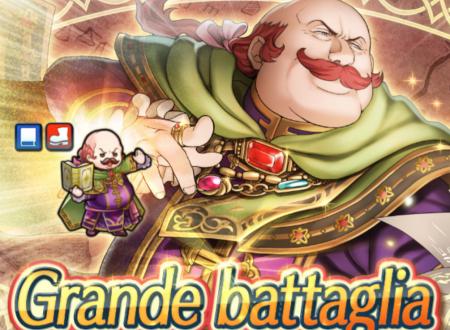 Fire Emblem Heroes: la Grande Battaglia di Oliver ora disponibile nel titolo mobile