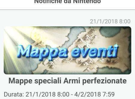 Fire Emblem Heroes: le mappe speciali armi perfezionate, ora disponibili nel titolo mobile