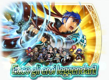 Fire Emblem Heroes: ora disponibile l'evento di evocazione Eroi leggendari: Ike, il precursore