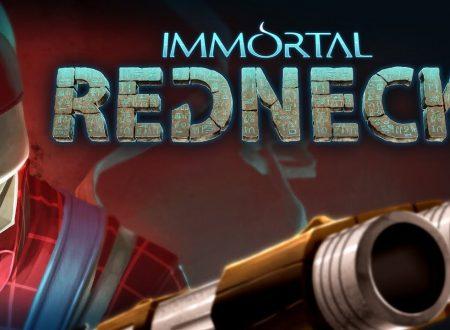 Immortal Redneck: il titolo è in arrivo nei prossimi mesi su Nintendo Switch