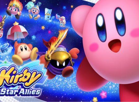 Kirby Star Allies: come Nintendo ha migliorato la visuale e l'aspetto tecnico del titolo