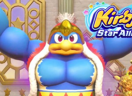 Kirby Star Allies: due nuovi video mostrano le Boss Fight di King Dedede e Whispy Woods