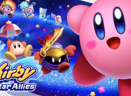 Kirby Star Allies: il titolo è in arrivo il 16 marzo 2018 sui Nintendo Switch europei