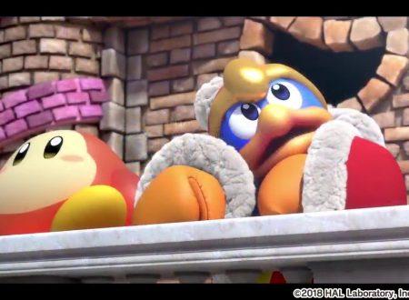 Kirby Star Allies: pubblicato il video introduttivo giapponese del titolo
