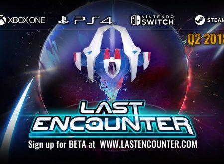 Last Encounter: il titolo annunciato per l'arrivo futuro su Nintendo Switch