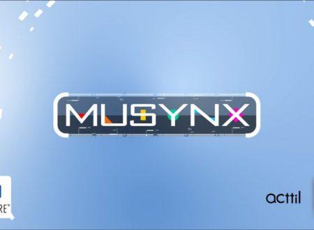 MUSYNX: nuovo trailer per il titolo in arrivo in primavera sull'eShop di Nintendo Switch
