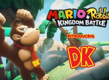 Mario + Rabbids Kingdom Battle: Davide Soliani spiega l'inclusione di Donkey Kong nel titolo