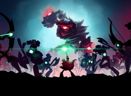 Masters of Anima: il titolo è in arrivo in primavera sull'eShop di Nintendo Switch