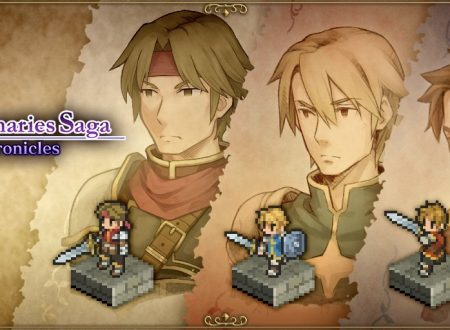 Mercenaries Saga Chronicles: la collection è in arrivo a febbraio sui Nintendo Switch europei