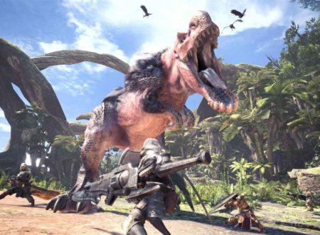 Monster Hunter: World, Capcom conferma di non avere piani per il rilascio su Nintendo Switch