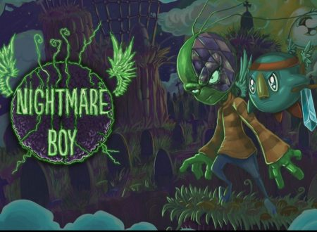 Nightmare Boy: primo sguardo in video gameplay al titolo dai Nintendo Switch europei