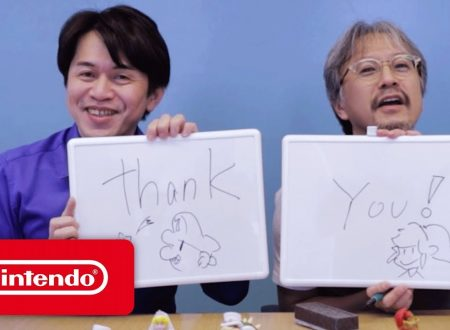 Nintendo Guessing Game in video con Eiji Aonuma e Yoshiaki Koizumi, responsabili di Zelda: Breath of the Wild e Super Mario Odyssey