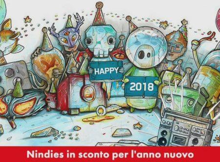 Nintendo Switch: tanti Nindies in sconto sull'eShop europeo della console per l'anno nuovo
