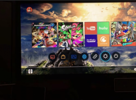 Nintendo Switch: un video leak mostra la possibile versione 5.0.0, temi, stanze online ed altro