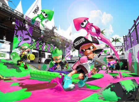 Nuove manutenzioni in arrivo per Splatoon 2, Filtro famiglia per Nintendo Switch ed altri titoli