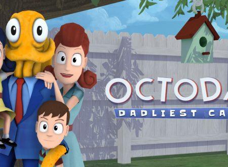 Octodad: Dadliest Catch: il titolo aggiornato alla versione 1.0.2 sui Nintendo Switch europei