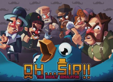 Oh…Sir!! The Insult Simulator e Oh…Sir! The Hollywood Roast, in arrivo il 18 gennaio sui Nintendo Switch europei