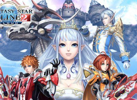 Phantasy Star Online 2 Cloud: filesize, cloud e nuove informazioni sulla versione Nintendo Switch