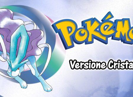 Pokèmon Cristallo: il titolo è ora pre-scaricabile dal Nintendo eShop europeo del 3DS