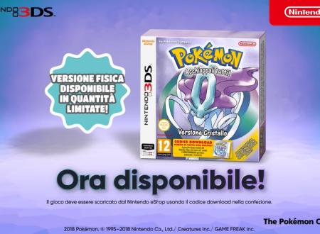 """Pokèmon Cristallo: unboxing della versione """"retail"""", pubblicato il trailer di lancio"""