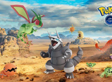 Pokémon GO: 23 nuovi Pokémon della regione di Hoenn in arrivo nelle prossime ore nel titolo mobile