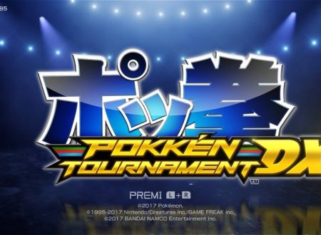 Pokkèn Tournament DX: ora disponibile la versione 1.2.0 del titolo sui Nintendo Switch europei