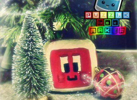 Puzzle Box Maker: 72 nuovi livelli sono ora disponibili all'interno del titolo per Nintendo Switch