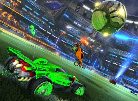 Rocket League: il titolo supporterà presto i party in Cross-platform anche su Nintendo Switch