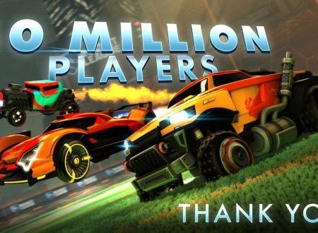 Rocket League raggiunge i 40 milioni di giocatori complessivi in tutto il mondo