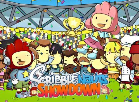 Scribblenauts Showdown: pubblicato il trailer di lancio italiano del titolo