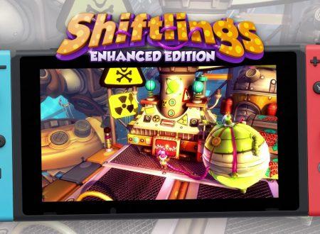 Shiftlings Enhanced Edition: nuovo trailer per il titolo in arrivo su Nintendo Switch