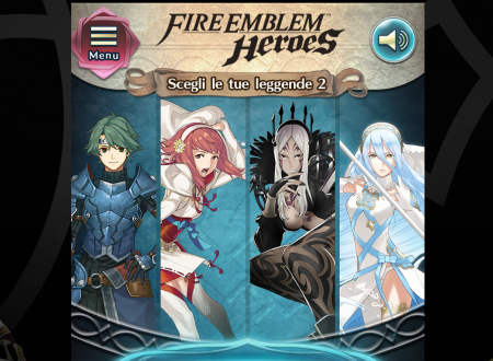 Fire Emblem Heroes: partito l'evento Scegli le tue Leggende 2, ora disponibile sul sito ufficiale