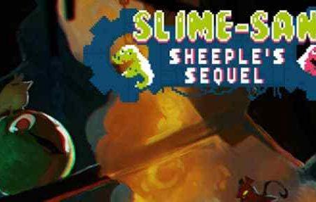 Slime-san: pubblicato un nuovo trailer dedicato all'espansione Sheeple's Sequel