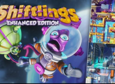 Shiftlings Enhanced Edition: un primo sguardo in video al titolo dai Nintendo Switch europei