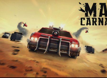 Mad Carnage: il titolo in arrivo il 2 febbraio sull'eShop europeo di Nintendo Switch