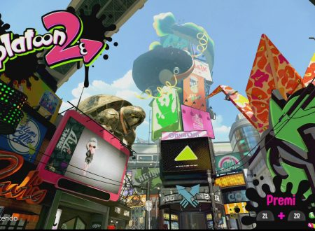 Splatoon 2: il titolo ora aggiornato alla versione 2.2.0 sui Nintendo Switch europei