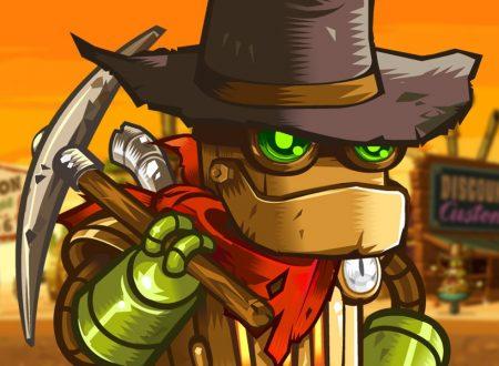 SteamWorld Dig: il titolo è in arrivo il 1 febbraio sull'eShop di Nintendo Switch