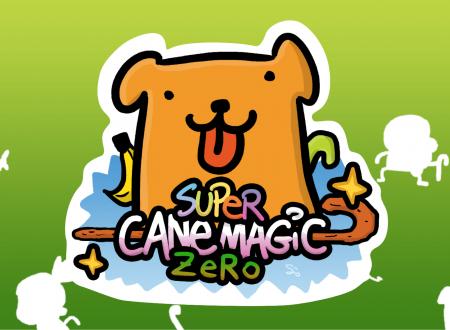 Super Cane Magic ZERO: il titolo annunciato per l'arrivo su Nintendo Switch