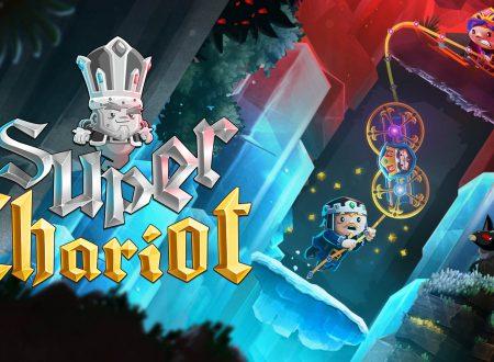 Super Chariot: il titolo annunciato per l'arrivo nel 2018 sull'eShop europeo di Nintendo Switch