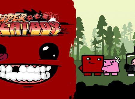 Super Meat Boy: vendite scioccanti per il primo giorno di lancio su Nintendo Switch
