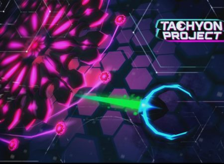 Tachyon Project: uno sguardo in video gameplay al titolo in arrivo sui Nintendo Switch europei