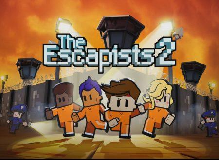 The Escapists 2: il titolo è ora in pre-scaricabile dall'eShop europeo di Nintendo Switch
