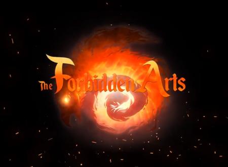 The Forbidden Arts: il titolo è in arrivo nei primi mesi del 2019 sui Nintendo Switch europei