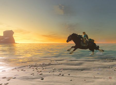 The Legend of Zelda: Breath of the Wild: Aonuma spiega lo studio di Nintendo su titoli come Skyrim, durante la creazione del titolo