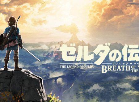 The Legend of Zelda: Breath of the Wild, il titolo è il secondo più venduto di sempre della serie in Giappone